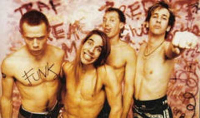 Red hot chili peppers breaking the girl music