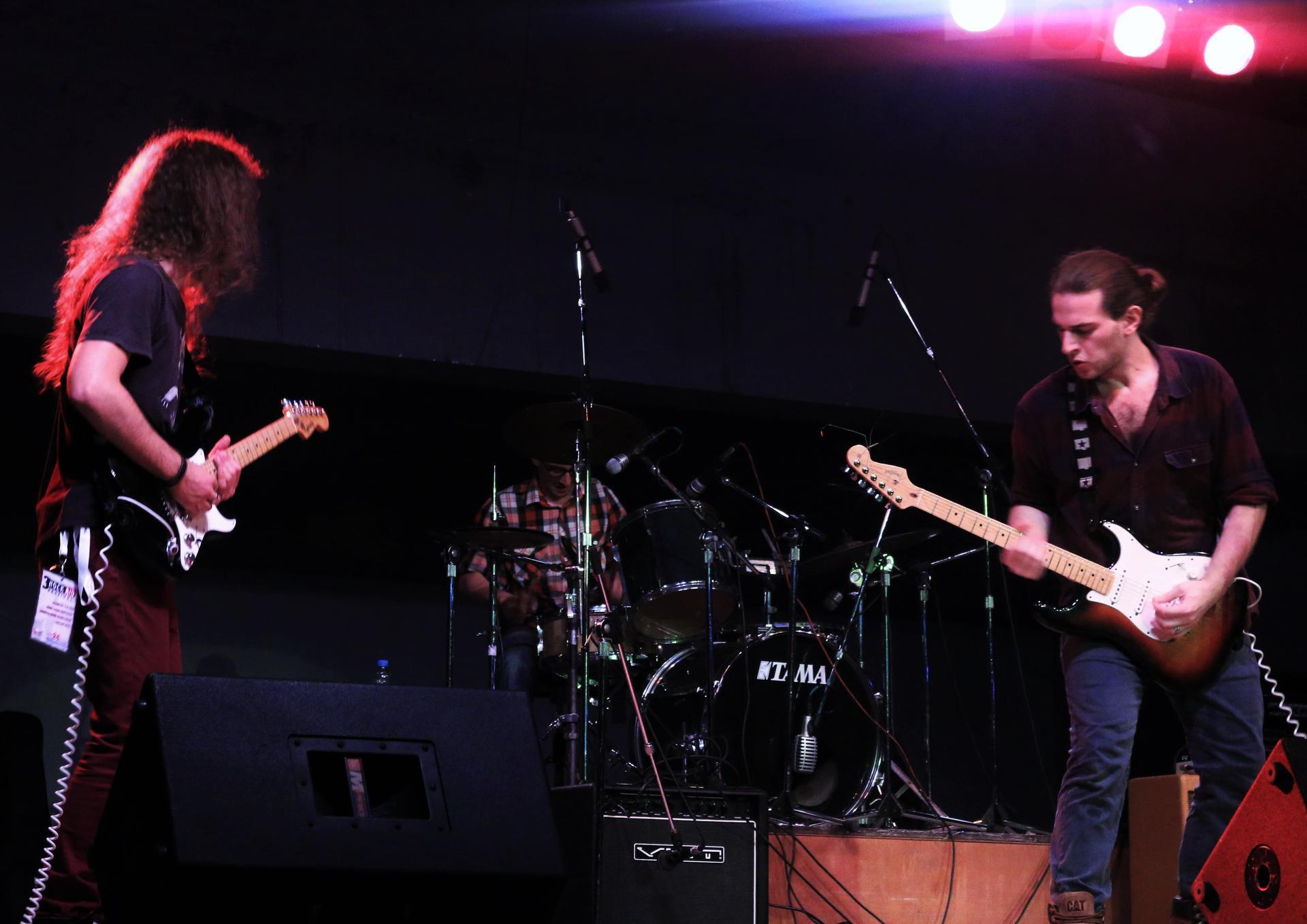 3d Rock aid festival