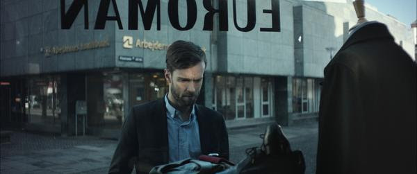 «Euroman» του Γαβριήλ Τζάφκα