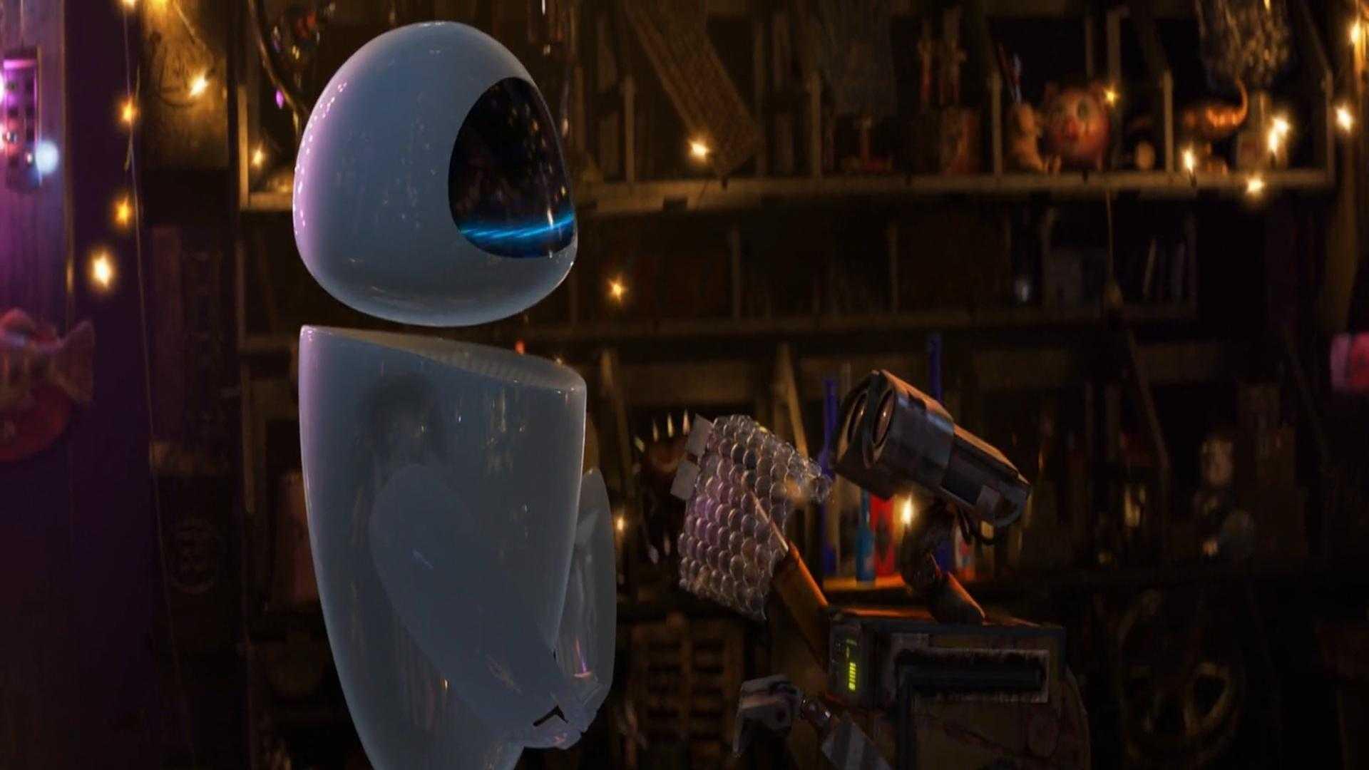 WALL-E snapshot 5