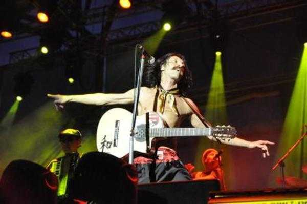 Gogol Bordelo @ Rockwave 2011