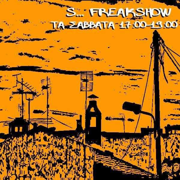 Sunday Freakshow @ InnerSound Radio