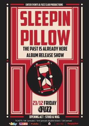 Sleepin Pillow @ Fuzz