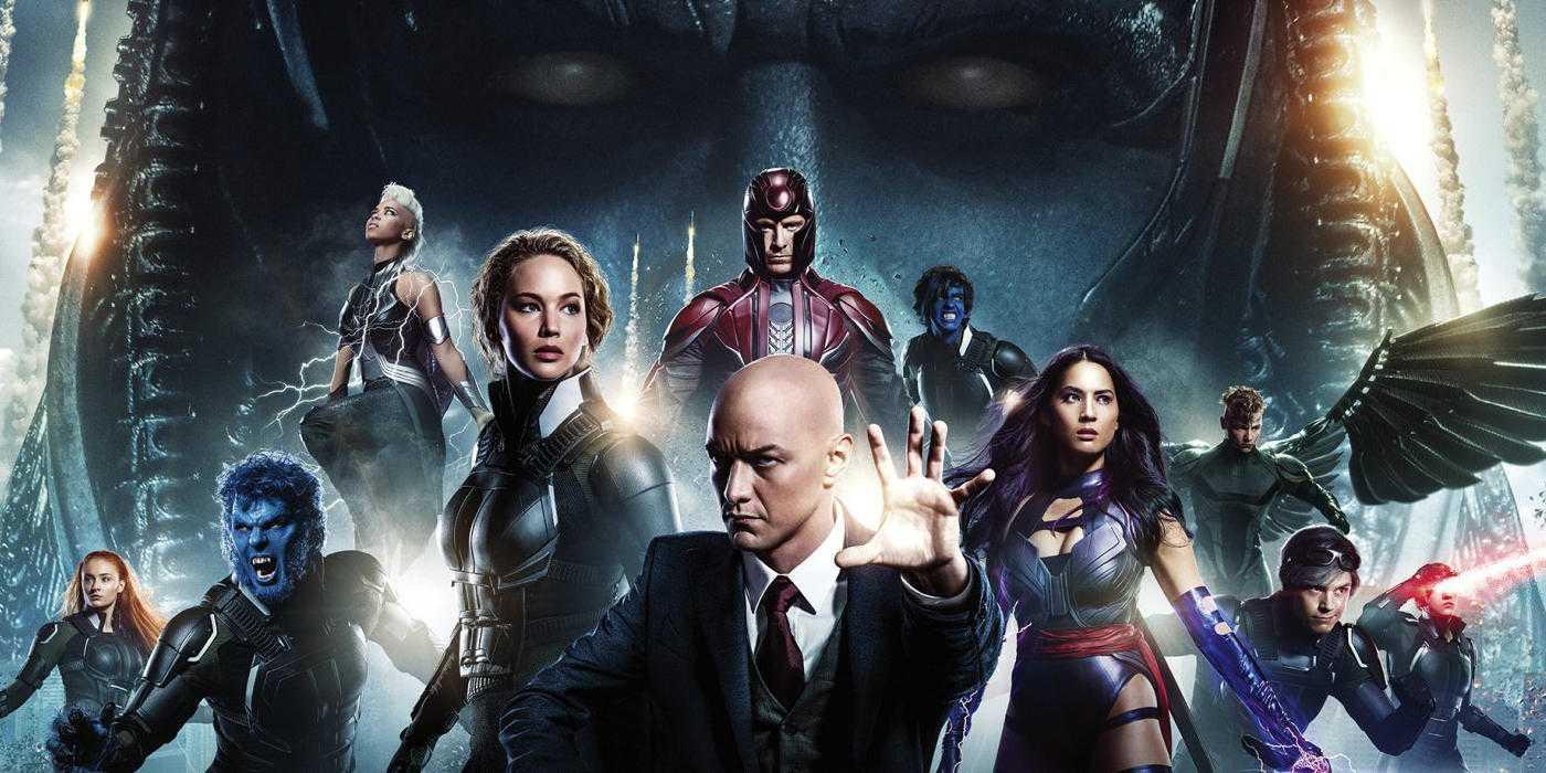 X-Men Apocalypse - X-Men Απόκαλιψ