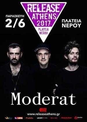 Οι Röyksopp & οι Moderat στο Release Athens 2017!