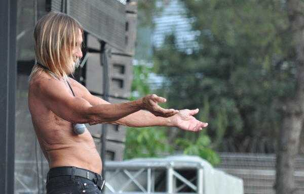 Iggy Pop @ Rockwave Festival