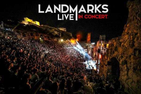 Foo Fighters @ Ωδείο Ηρώδου Του Αττικού 10.07.2017 - Η φωτογραφία ανήκει στην εκπομπή LANDMARKS Live in Concert