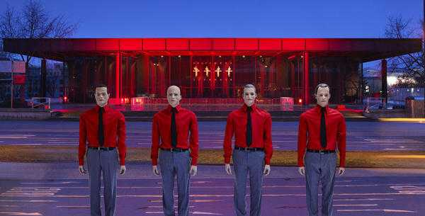 Οι Kraftwerk στην Αθήνα!