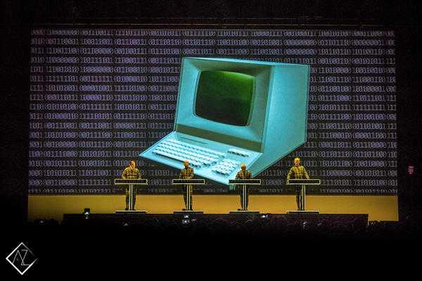 Kraftwerk @ Tae Kwon Do: Ήμουν κι εγώ εκεί