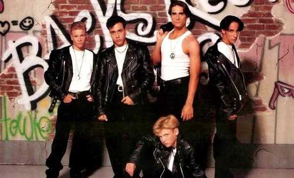 Backstreet Boys 1993