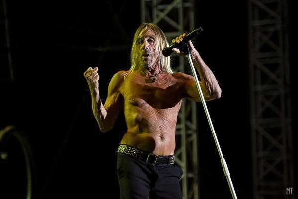Release Athens 2019: Iggy Pop, James, Shame, Noise Figures, Dark Rags