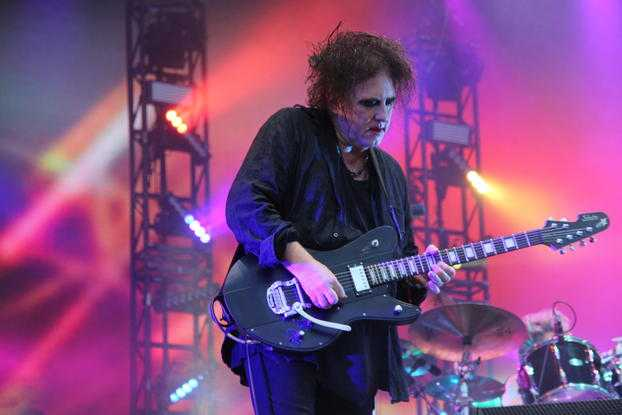 Mix Grill at Flow Festival 2019 - Day 3, The Cure 3