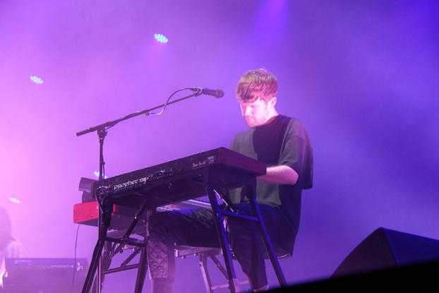Mix Grill at Flow Festival 2019 - Day 3, James Blake