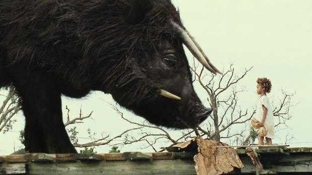 Beasts Of The Southern Wild, aurochs