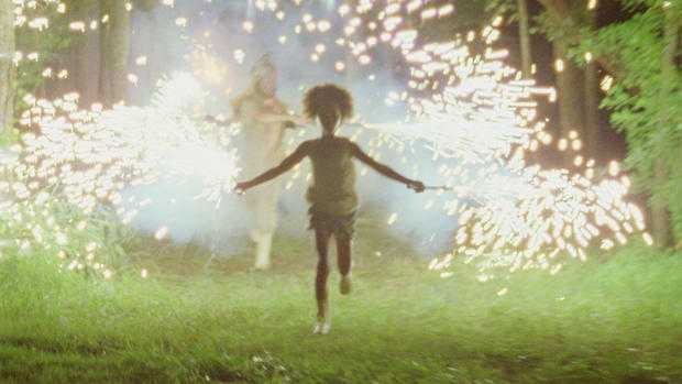 Beasts Of The Southern Wild, fireworks