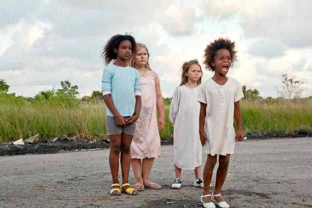Beasts Of The Southern Wild, screaming