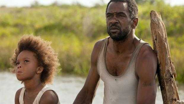 Beasts Of The Southern Wild, with dad