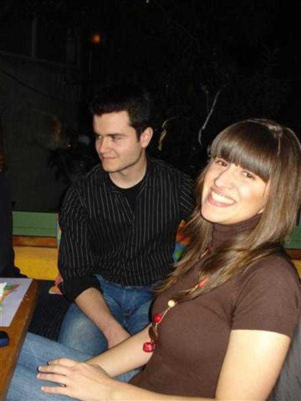 Ιωάννα Μπούμη και Στέργιος Παπαστεργίου