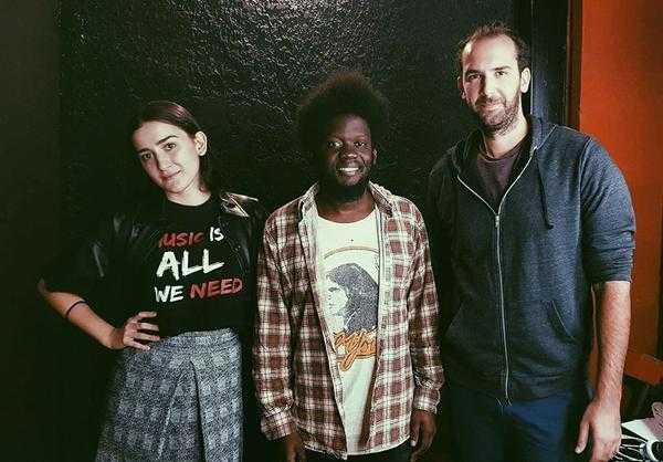 Radio Nowhere και Michael Kiwanuka