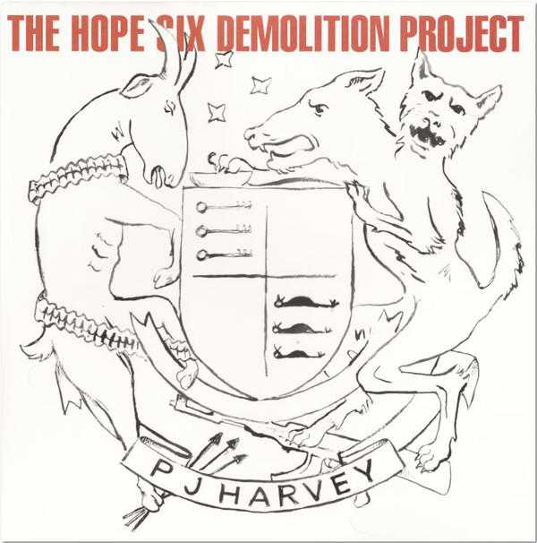 15. pj harvey hope six