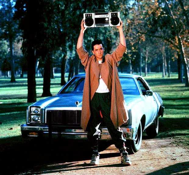Boombox Serenade (1989)