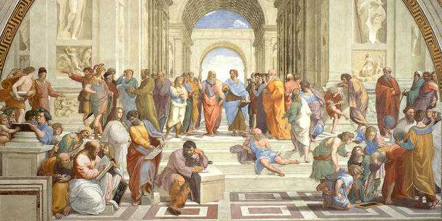 Raphael - School of Athens
